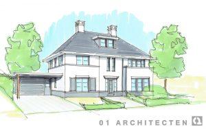 Villa Hengelo architecten