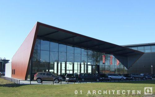 Kantoor bouwen in Enschede