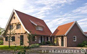 ´t Brunnink Enschede Architectenbureau Saksische Villa