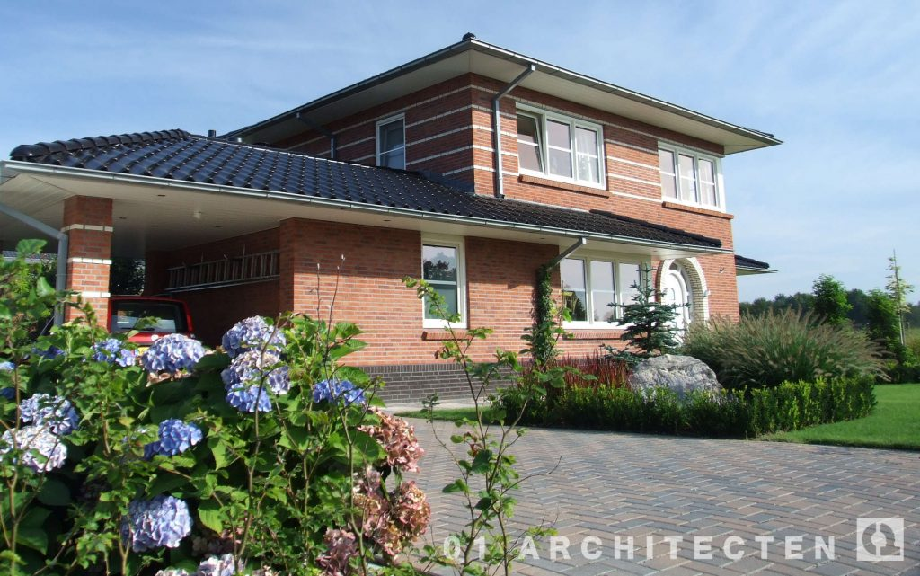 Enschede Villabouwen nieuwbouw woning Architect Lokaal