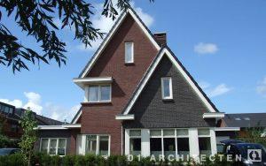 Jaren30 stijl nieuwbouw villa architect enschede